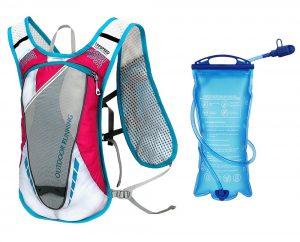 Компактный рюкзак с гидросистемой