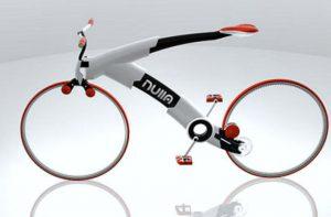Nulla концепт-велосипед