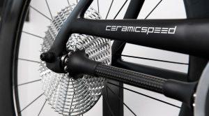 CeramicSpeed с карданной трансмиссией