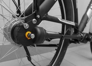 Карданная велотрансмиссия