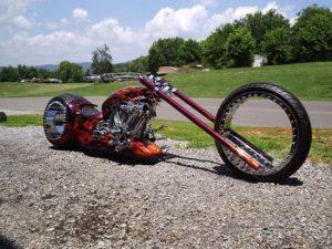 Amen Design мотоцикл без спиц