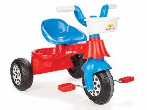 Пластиковый детский трицикл