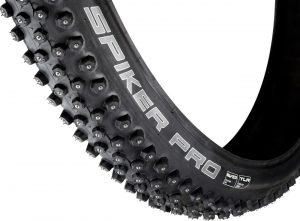 Дополнительная информация на велосипедной шине
