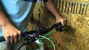 Настройка велоруля