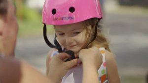 Детский велошлем