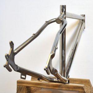 Покраска велобайка