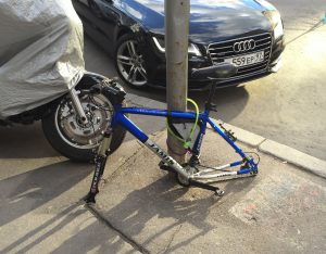 Для чего нужны велозамки