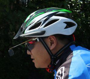 На шлем