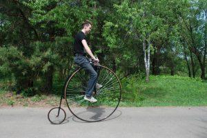 Прямой велопривод