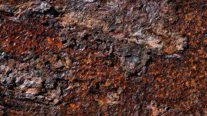 Ржавый металл