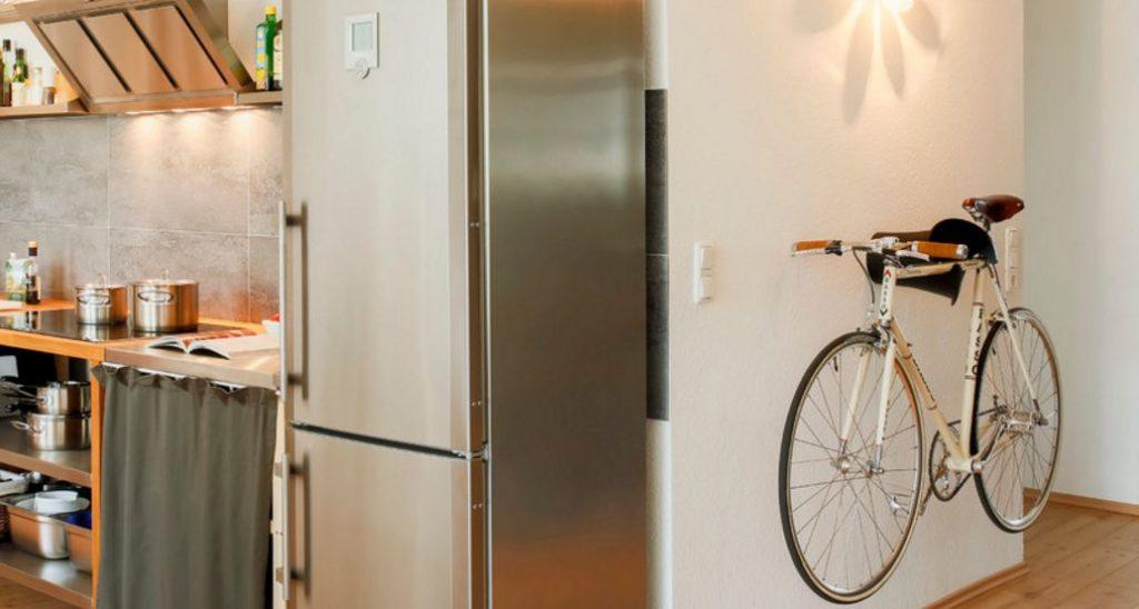 Хранение велотехники