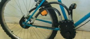 Гидравлическая велотрансмиссия
