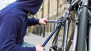 Кража велотранспорта