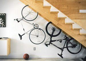 Хранение велотранспорта в помещении