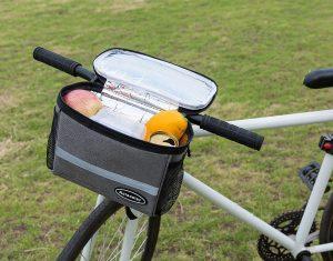 Велосумка на руль