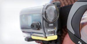 Экшен-камера Sony