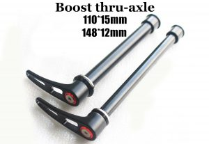 Boost thru-axle
