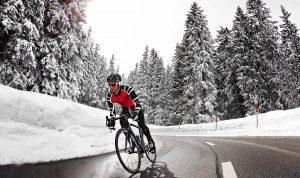 Велопрогулки зимой и в дождь