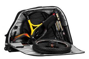 Укладка велобайка в чехол