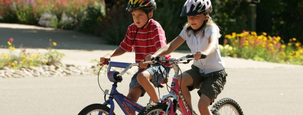 Велозащита для маленьких райдеров